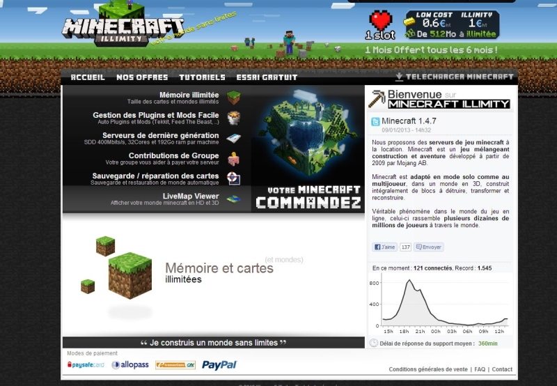 Minecraft Serveur PCM Village - Page 4 1363697485002289000