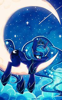 Come little children.Luna,Princess of the moon. 1400937843005453000