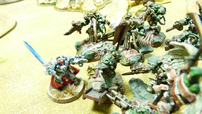 [666] Nurgle VS Chevaliers Gris 1378504347092812800