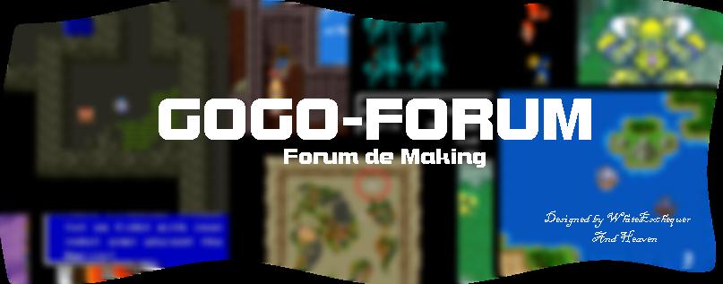 GoGo-Forum ! Nouvelle génération !