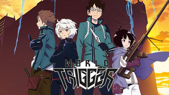 [Anime] World Trigger 1441196049012982300
