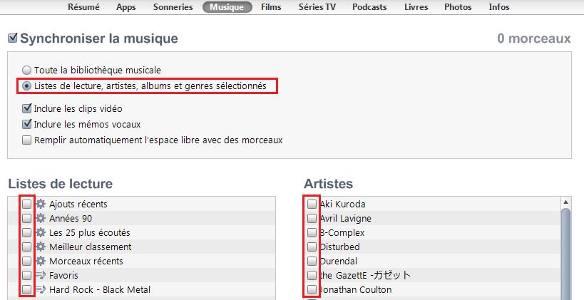 iTunes : la synchronisation 1338134069072532500
