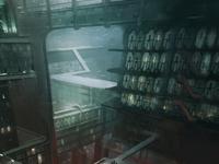 prison souterraine