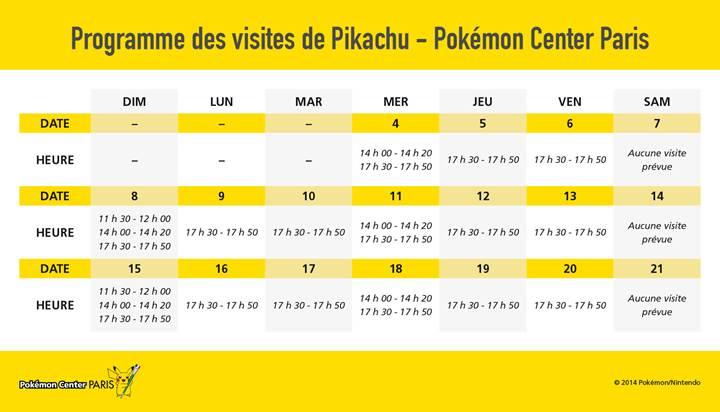 Le Pokémon Center de Paris ouvre ses portes demain!! 1401811475012537100