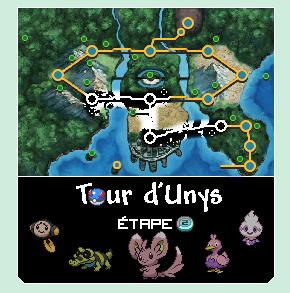 [Tour d'Unys] Informations et étapes 1325524908030494200