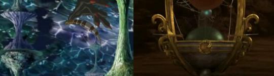 Cosmogonie : mythe de création du monde par les légendaires 1470225335087633600