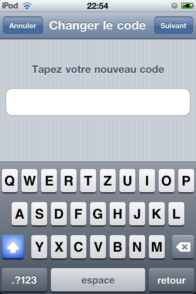 Personnaliser son Ipod touch / iPhone sans Jailbreak 1297894634055530800