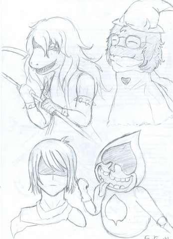 ♦ Les dessins de la Nuit ♦ - Page 6 MXmxRUhq