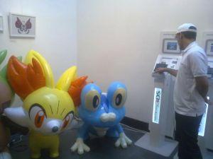 Pokémon center et ses articles, stands ect... (à éditer) 1401882035010693300
