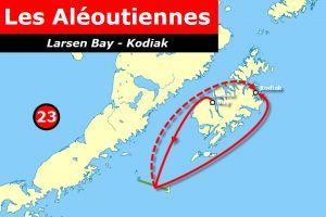 Les Aleoutiennes 23: Larsen Bay - Kodiak 1348721957087982500