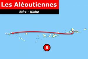 Les Aleoutiennes 8: Atka - Kiska  1335541501092200700