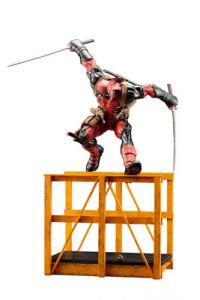 Kotobukiya Marvel NOW! - Spider-Gwen et Super Deadpool  1477863132019832800