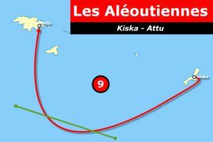 Les Aleoutiennes 9: Kiska - Attu 1335949130004369600