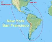 New York - San Francisco 1344080414074246200