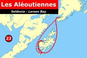Les Aleoutiennes 22: Seldovia - Larsen Bay 1348588588052069400