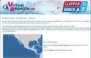 CLIPPER ROUND THE WORLD 8 éme ETAPE 1271606205054166200