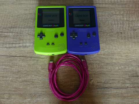 Jeux et consoles Gameboy Color THwfPAaw