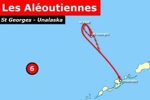 Les Aleoutiennes 6: St Georges - Unalaska  1333559179014723200